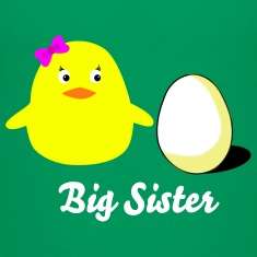 big_sister_chick Magliette