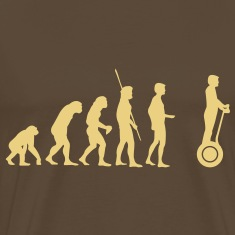 Evolution Segway T-Shirts