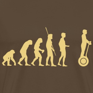Evolution Segway T-Shirts - Men's Premium T-Shirt