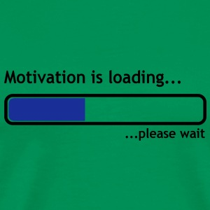 motivation ladebalken T-Shirts - Männer Premium T-Shirt