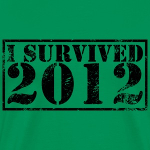 I survived 2012 T-Shirt - Männer Premium T-Shirt