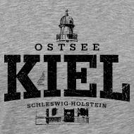 Motiv ~ Kiel Ostsee (schwarz oldstyle)