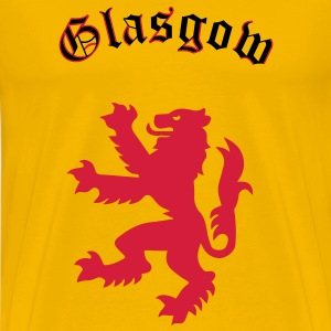 Glasgow T-Shirts - Men's Premium T-Shirt