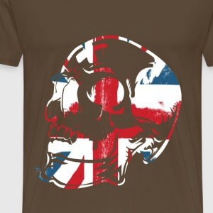 england skull.png Tee shirts - T-shirt Premium Homme