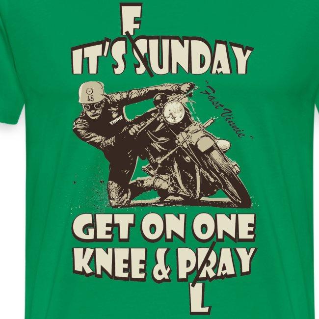 It's Funday biker t-shirt