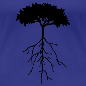 treeplanter01 - Women's Premium T-Shirt