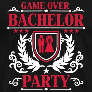 Bachelor Party T-shirts - Herre premium T-shirt
