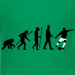 evolution_fussballer_122012_a_2c T-Shirts - Teenager Premium T-Shirt