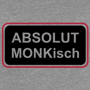 ABSOLUT MONKisch | Frauen classic - Frauen Premium T-Shirt
