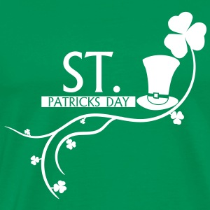 st., patricks, day, ireland, beer,dublin,cylinder - Men's Premium T-Shirt