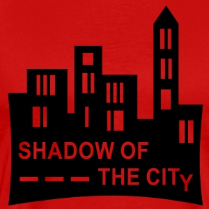 SHADOW OF THE CITY | Männer 5XL - Männer Premium T-Shirt