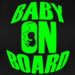 Baby On Board Tee shirts - T-shirt Premium Femme