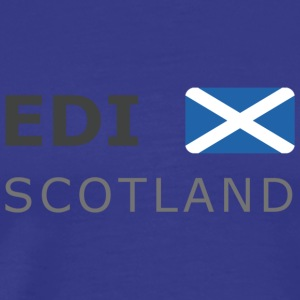 Classic T-Shirt EDI SCOTLAND dark-lettered - Men's Premium T-Shirt