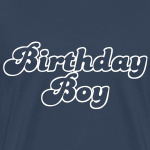 birthday boy T-shirts - Mannen Premium T-shirt