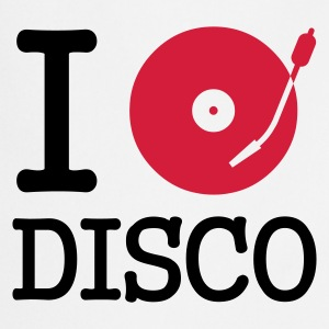 :: I dj / play / listen to disco :-: - Fartuch kuchenny