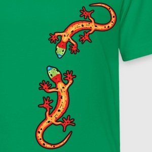 lézards multicolore Tee shirts - T-shirt Premium Enfant