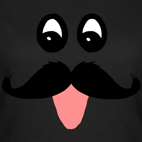 Moustache - by www.CodeShirt24.de