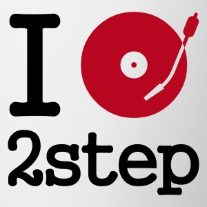 :: I dj / play / listen to 2step :-: - Kop/krus