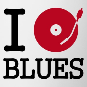 :: I dj / play / listen to blues :-: - Kop/krus
