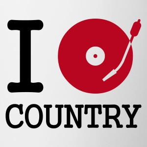 :: I dj / play / listen to country :-: - Kop/krus