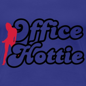 office hottie T-skjorter - Premium T-skjorte for kvinner