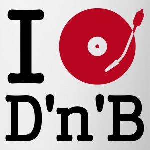 :: I dj / play / listen to drum and bass :-: - Kop/krus