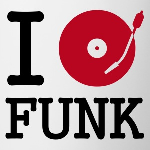 :: I dj / play / listen to funk :-: - Kop/krus
