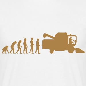 evolution_thresher_g1 T-shirts - T-shirt herr