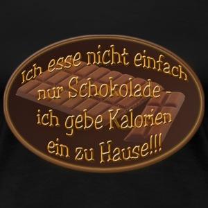 suchbegriff schokolade t shirts spreadshirt. Black Bedroom Furniture Sets. Home Design Ideas