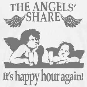 The Angels' Share T-Shirts - Men's Premium T-Shirt