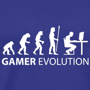 gamer evolution Tee shirts - T-shirt Premium Homme