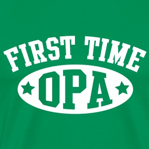 FIRST TIME OPA T-Shirt WO - T-shirt Premium Homme