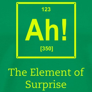 Element of Surprise T-Shirts - Men's Premium T-Shirt