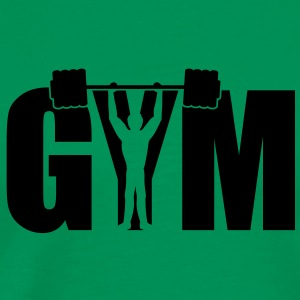 gym T-shirts - Herre premium T-shirt