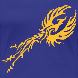 Phoenix Phenix Art T-Shirts - Frauen Premium T-Shirt