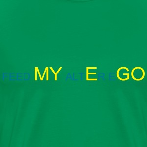 My Ego - Men's Premium T-Shirt