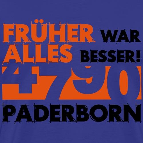 4790 Paderborn  - Früher war alles besser