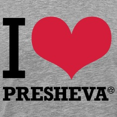 I LOVE PRESHEVA T-Shirts