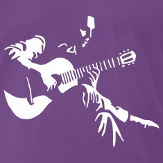acoustic_guitarist T-Shirts
