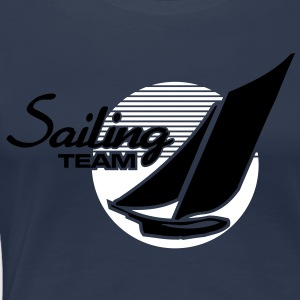 Sailing Team T-Shirts - Women's Premium T-Shirt