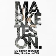 Design ~ LTD Edition Slim Fit Tourwear - Chicago '12