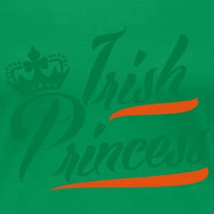 Irish Princess T-Shirts - Frauen Premium T-Shirt