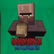 Design ~ Order! Order! Tape Recorder