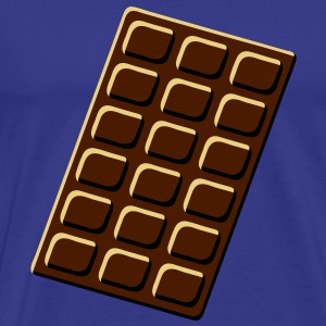 chocolate T-Shirts - Men's Premium T-Shirt