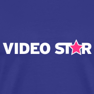Design ~ Video Star Logo Men's Adult Tee