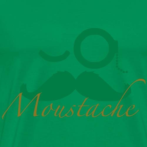 Moustache by www.CodeShirt24.de