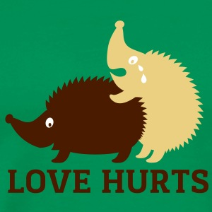 love_hurts T-Shirts - Men's Premium T-Shirt