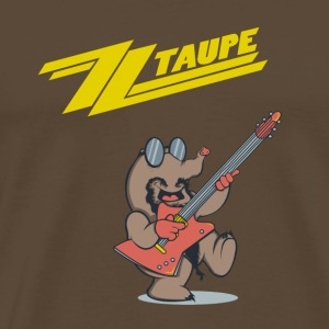 ZZ Taupe - Men's Premium T-Shirt