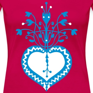 thriving heart T-Shirt T-Shirts - Women's Premium T-Shirt
