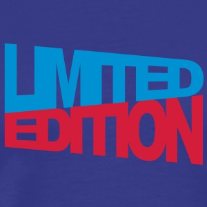 limited_edition T-shirts - Herre premium T-shirt
